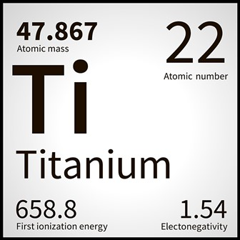 titanium chemical element characteristics